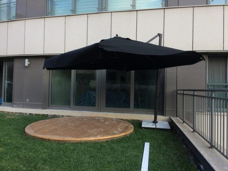 Özel Üretim Bahçe Şemsiyeleri