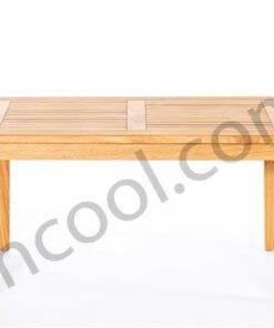 Dikdörtgen Bahçe masası